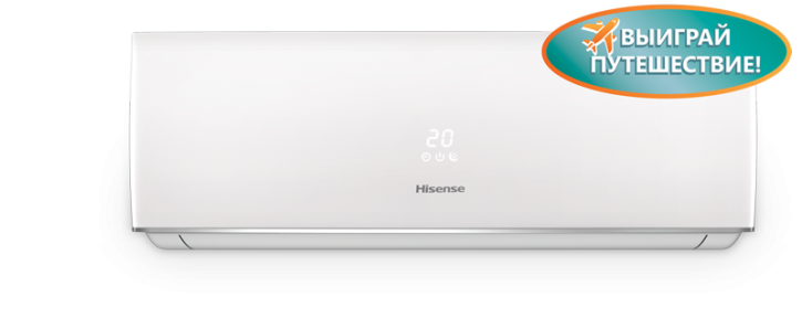 Кондиционер Hisense Smart DC Inverter AS-18UR4SUADB