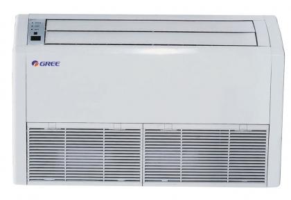 Напольно-потолочная система Gree U-Match Inverter GUHD24NK3FO / GTH24K3FI