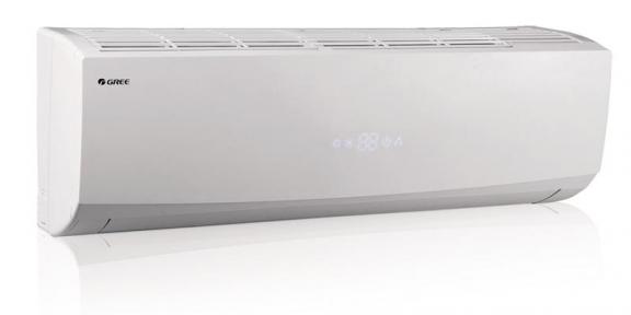 Кондиционер Gree Lomo Inverter Arctic GWH12QC-K3DNC2G