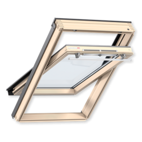 VELUX OPTIMA - Мансардные окна, ручка сверху GZR 3050 MR06 (78x118)
