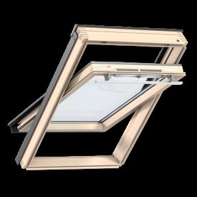 VELUX OPTIMA - Мансардные окна, ручка сверху GZR 3050 SR08 (114x140)