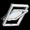 VELUX OPTIMA - ПВХ мансардные окна, ручка снизу GLP 0073B (MR08 78x140)